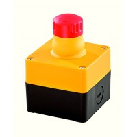 Emergency-stop Control Station for hygienic application_SIL_QRUVPOO