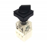 Square Selector Switch 1NO 1NC Maintained 2 Position_OKJWAK-11