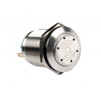 19mm Stainless Steel Buzzer with Illumination